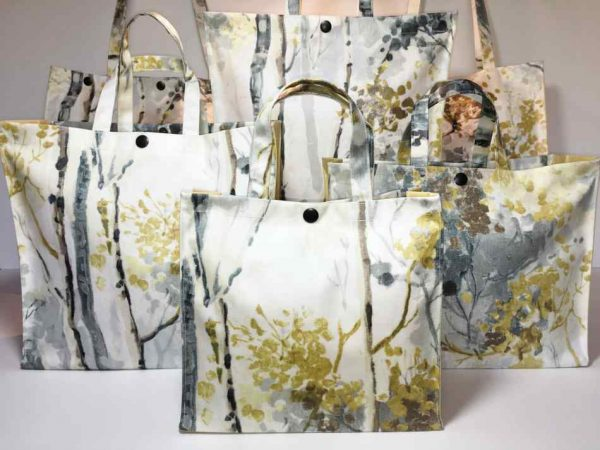 Silver Birch Shadow and Mustard Collection