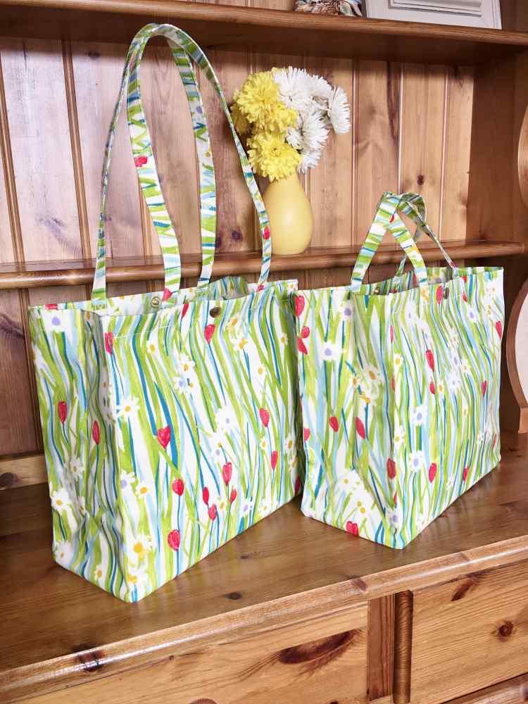 Medium Plus Tote Bags