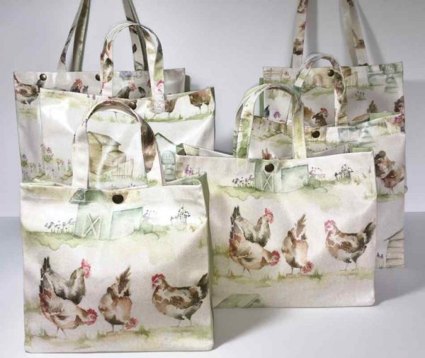 Voyage Henny Penny & Sage Plain Collection